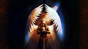 ängel-sidan Den sanna historien