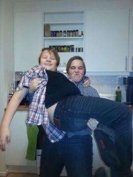 Joakim och Emil