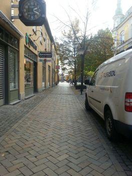 Höst i Kristianstad
