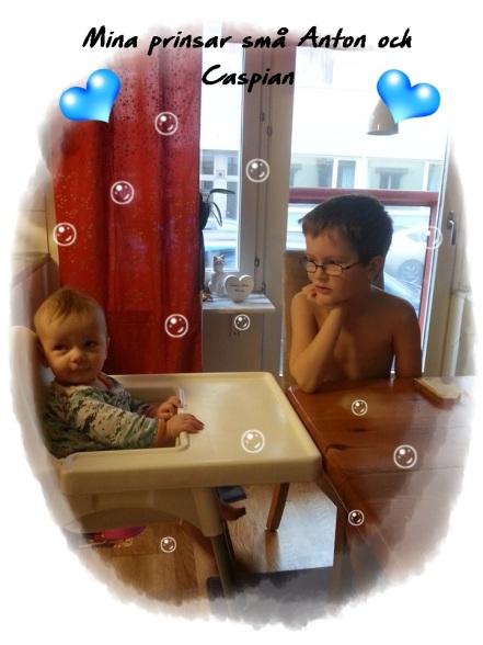 Anton och Caspian