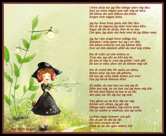 Livets dikt